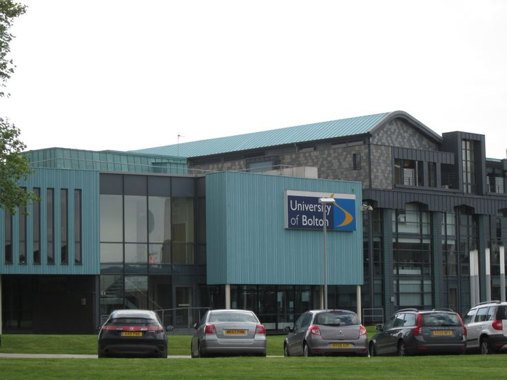 University of Bolton - Buzzcocks played their first gig here on 1st of April, 1976