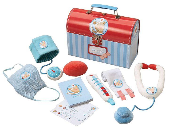 HABA Doctor Play Set: Amazon.de: Spielzeug