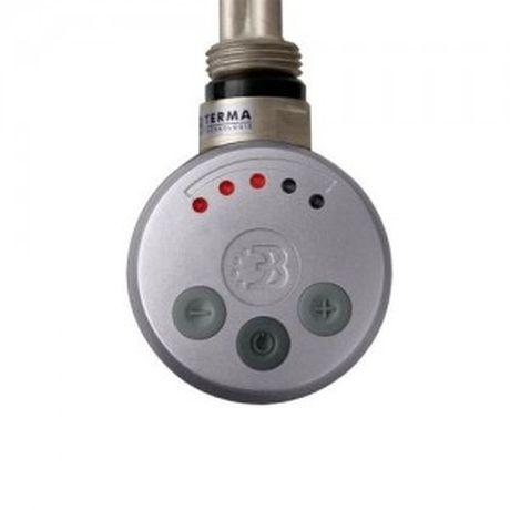 Grzałka Elektryczna   Trójnik MEG1 400W SILVER TERMA E-1-M1-04-SZ-SI