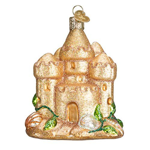 Old World Christmas Sand Castle Glass Blown Ornament Old ... https://www.amazon.com/dp/B00K0PZAFK/ref=cm_sw_r_pi_dp_x_lNrdybM5V45D4