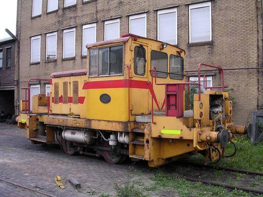 locomotief nummer 48 Cockerill , KNHS, Hoogovens Stoom IJmuiden