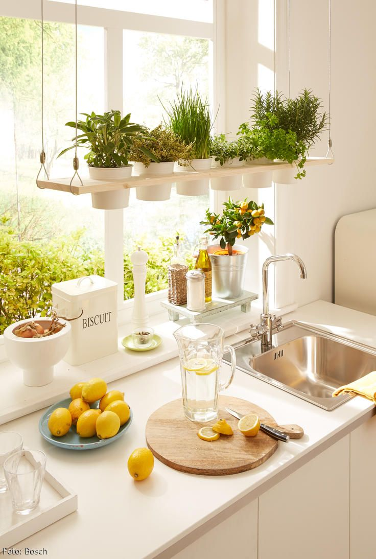 Küchenschränke um kühlschrank  best küchenträume images on pinterest  home ideas future house