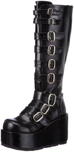 Demonia by Pleaser Women's Concord-108 Platform Wedge Boot,Black Polyurethane 7 M US http://www.amazon.com/dp/B00EWC1C22/ref=cm_sw_r_pi_dp_Oe6Bub0MQ5SHY