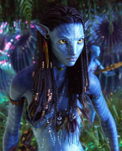 Avatar .....really wanting a sequel ....love the movie....blue people -what's there not to like?
