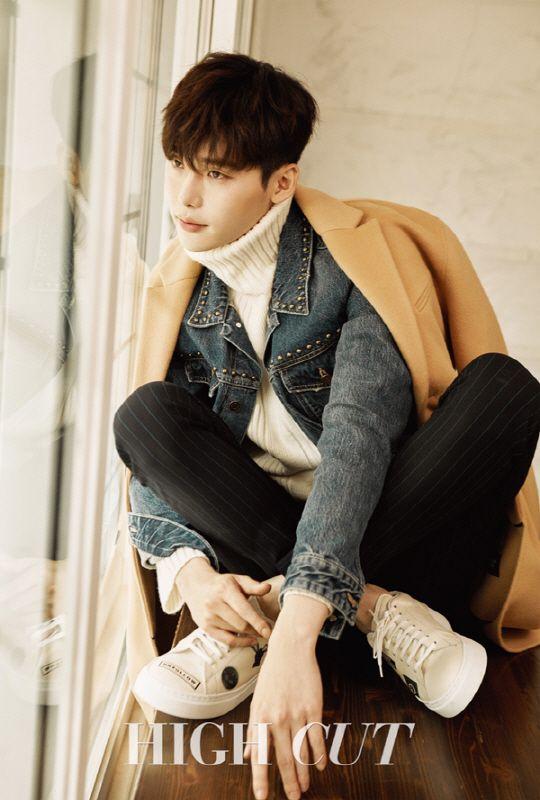 Lee Jong Seok Contemplative for Fall 2016 Fashion in High Cut Korea   A Koala's Playground