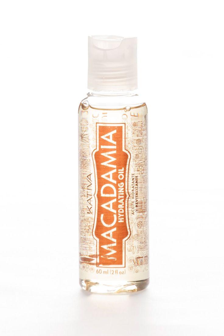 Kativa Macadamia Hydrating Oil Salt & Sulfate Free 60 ml. MACADAMIA HAIR HYDRATION σειρά με βάση τη σύνθεση του ελαίου macadamia. Είναι ιδιαίτερα πλούσιο σε ελαϊκό οξύ, λινελαϊκό οξύ, βιταμίνη Ε και στερόλες, ενώ παράλληλα ενυδατώνει και μαλακώνει τα μαλλιά. Η νέα γραμμή macadamia προστατεύει, ενυδατώνει και αναζωογονεί τα μαλλιά. Τονώνει και ενεργοποιεί τα μαλλιά και παράλληλα ενυδατώνει και το τριχωτό της κεφαλής ενώ αποκαθιστά και καλύπτει την επιφάνεια για την καλύτερη προστασία της…