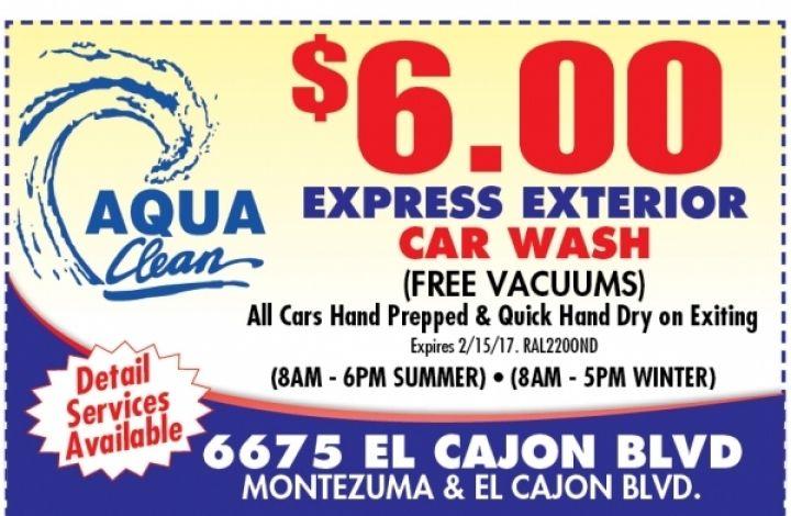 Aqua Clean Express