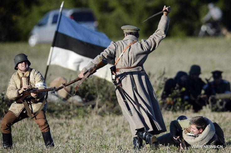 68 best Estonian war of independence and Estonian ww2