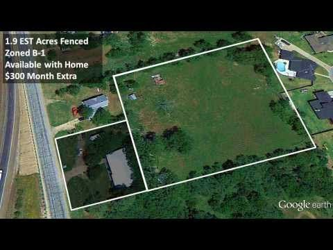 Pinned on YOUTUBE. http://www.pinterest.com/pin/201676889536937805/ Brenham Home Lease, Commercial Lease, Adjacent 1.9 Acres Avail, HWY 36B, swpre.com, DIANE ALEXANDER