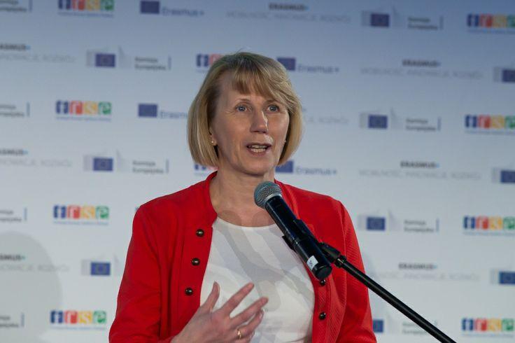 W Polsce mamy niezwykle silne poczucie, jak wielką wartością są wszystkie szanse edukacyjne, które daje Unia Europejska – podkreślała dyrektor Przedstawicielstwa Komisji Europejskiej w Polsce, Ewa Synowiec.