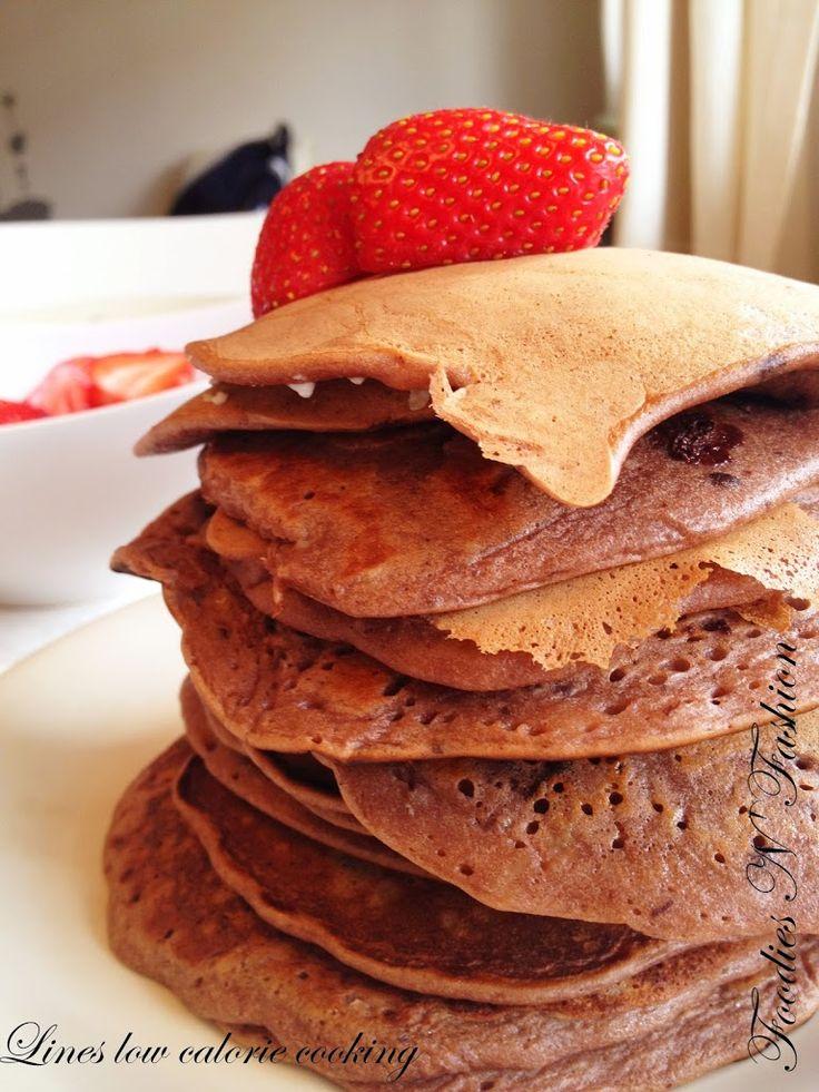 Chokolade og bananpandekager | Thefoodie.dk
