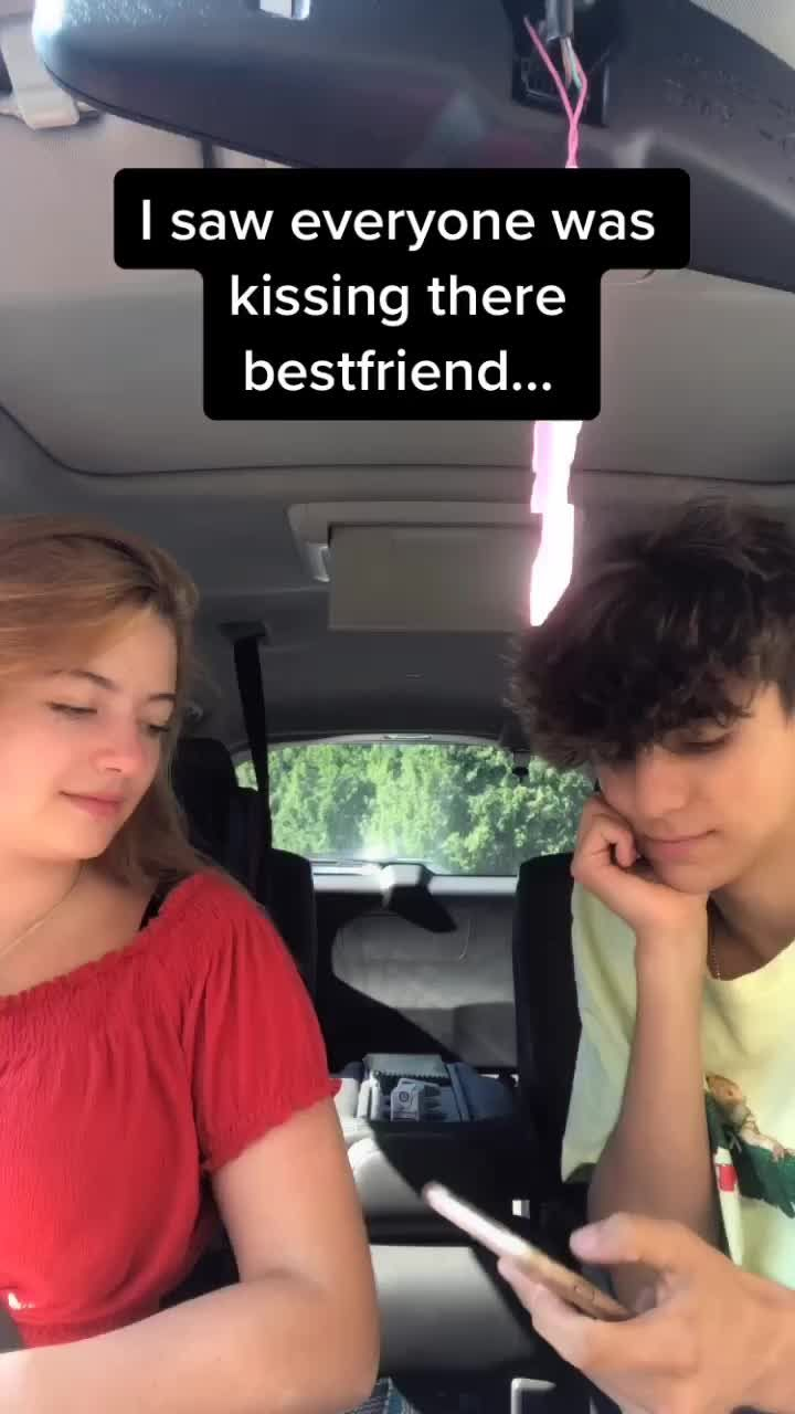 Pin By Rhona On Tik Tok 3 Best Friend Challenges Cute Couple Videos Friend Challenges