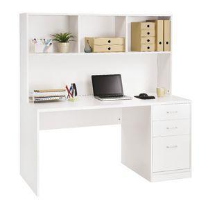 Boston Large Hutch Desk