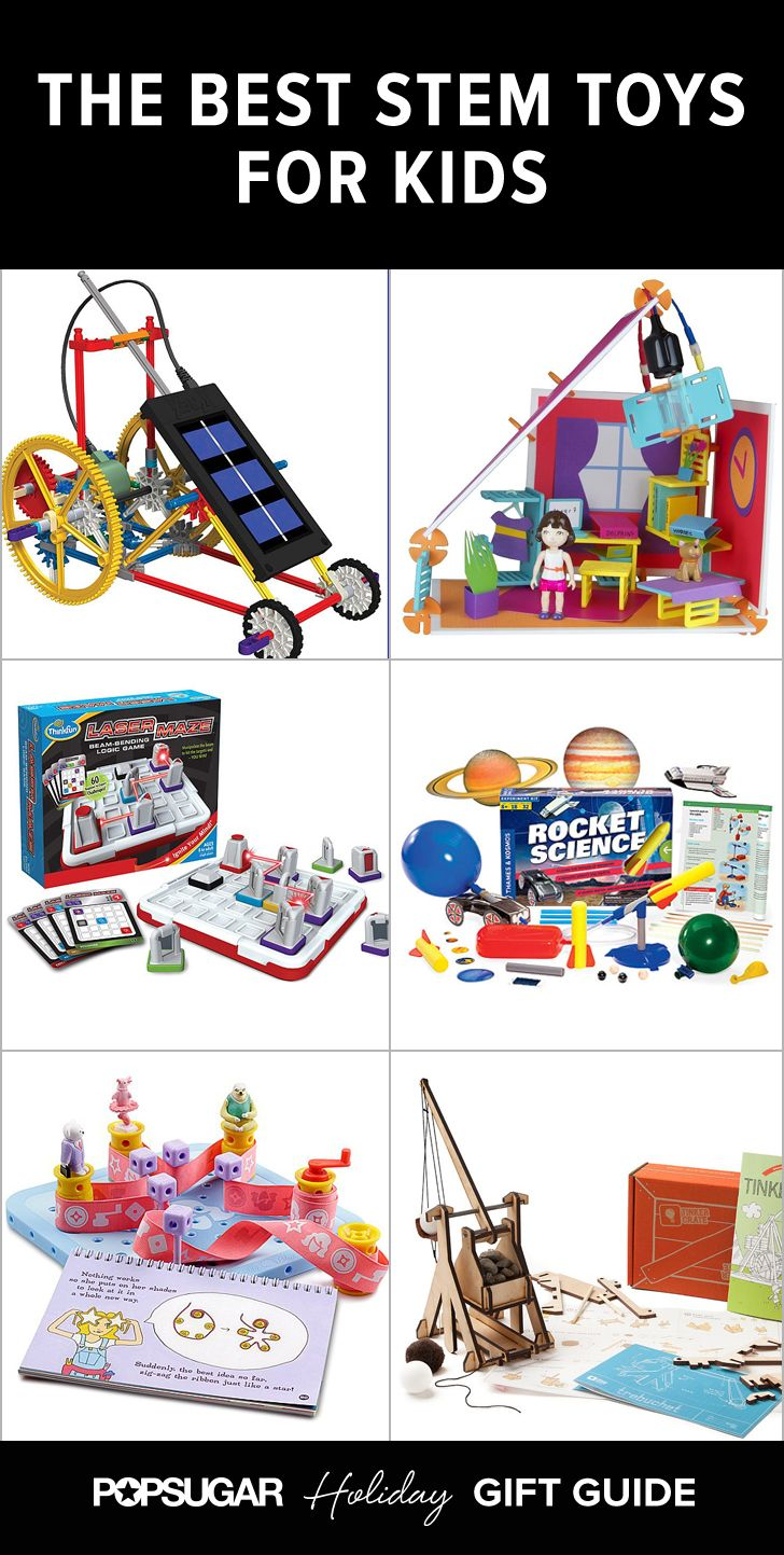 Make Learning Fun The 28 Best STEM Toys For Kids Toys