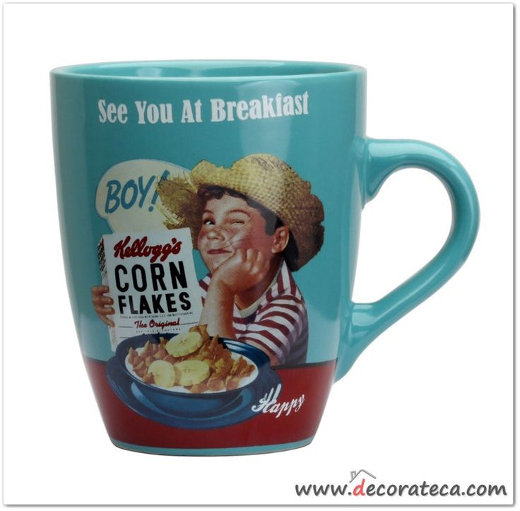 154 best images about cocinas decorateca on pinterest mesas corn flakes and vw camper - Tazones desayuno ...
