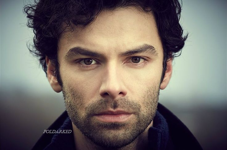 Aidan Turner Photo: Barry McCall   Aidan Turner is Ross Poldark in the new BBC TV series.     Aidan is known to many as Kili the dwarf in ...