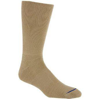 WrightSock Anti Blister Double Layer Comfort Crew Sock Wrightsock. $10.36