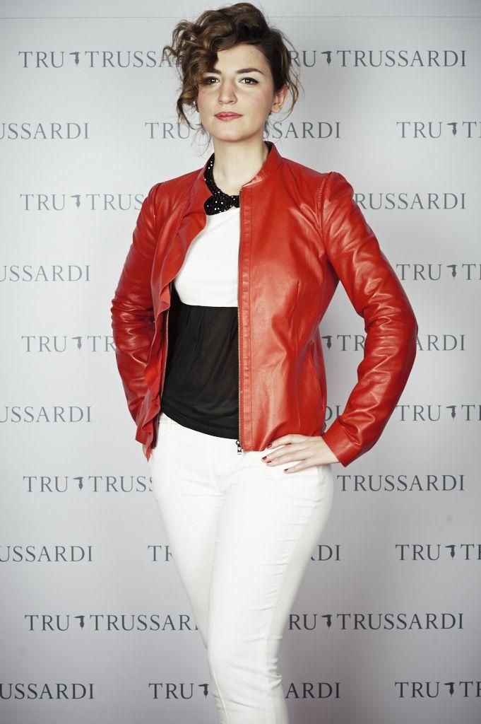 #TweetYourLook with Tru Trussardi comes to Rome ~ The Dolls Factory