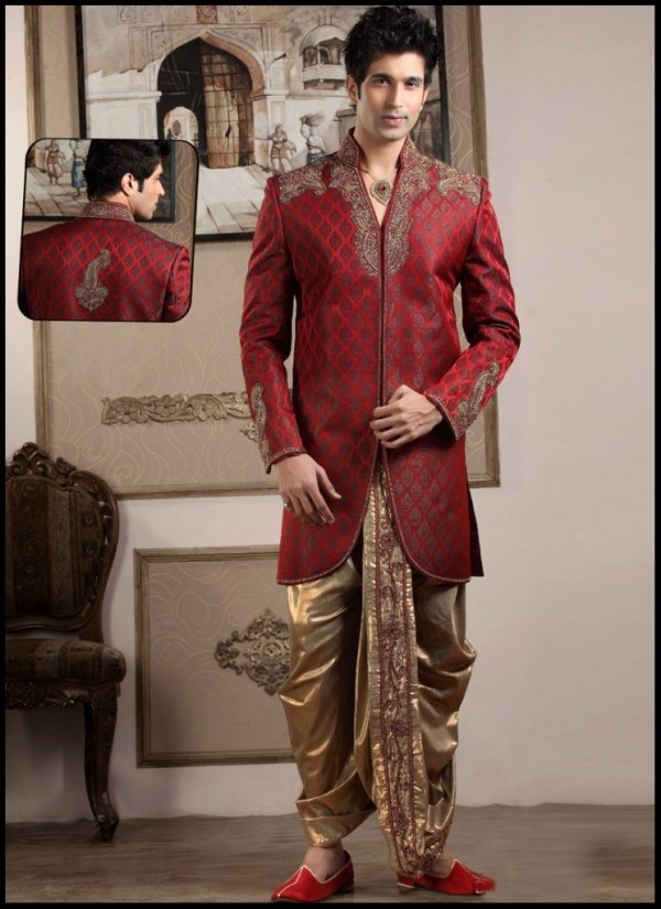 Sherwani Is The Best Dress For Dulha Its Very Fimiliar In Pakistan See All Collection Of And As Well Other Fashio