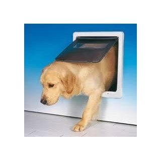 M s de 1000 ideas sobre puertas para perros en pinterest for Puerta para perros
