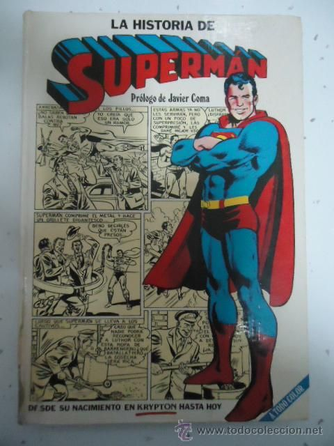 La Historia de Superman 1979
