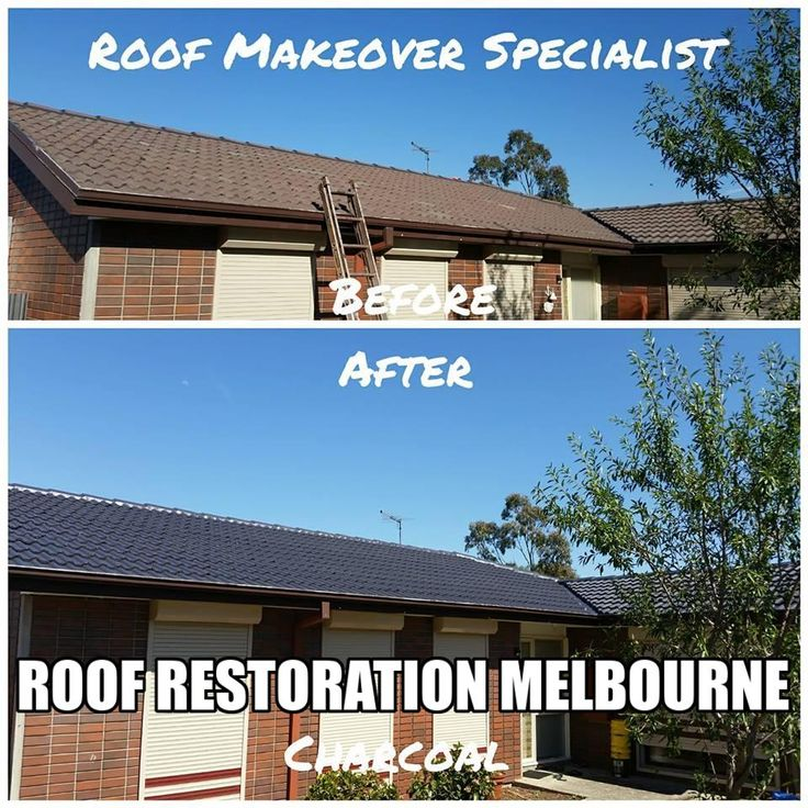 Roof Restoration Melbourne (With images) | Roof ...