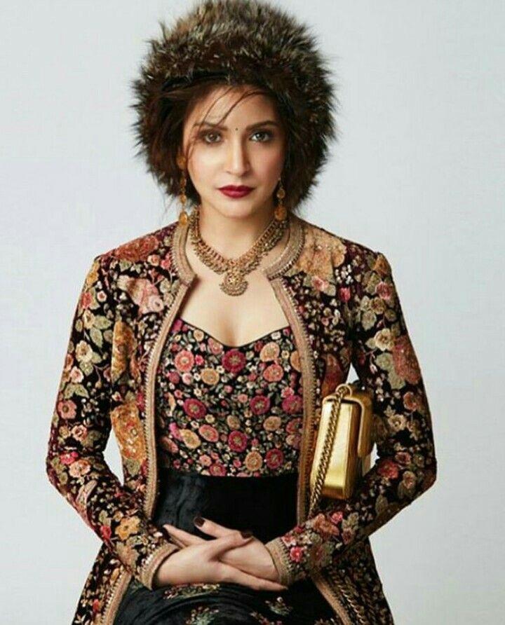 Anushka Sharma for Sabyasachi