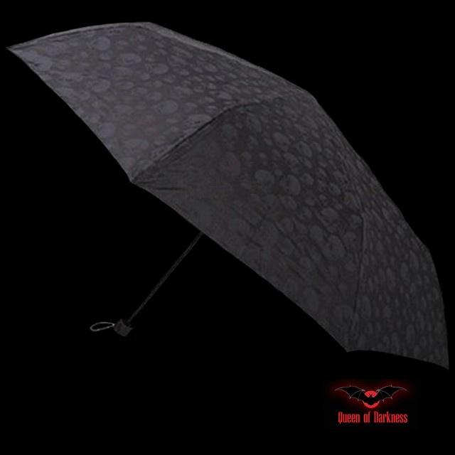 Parapluie Pliable 'Skulls'