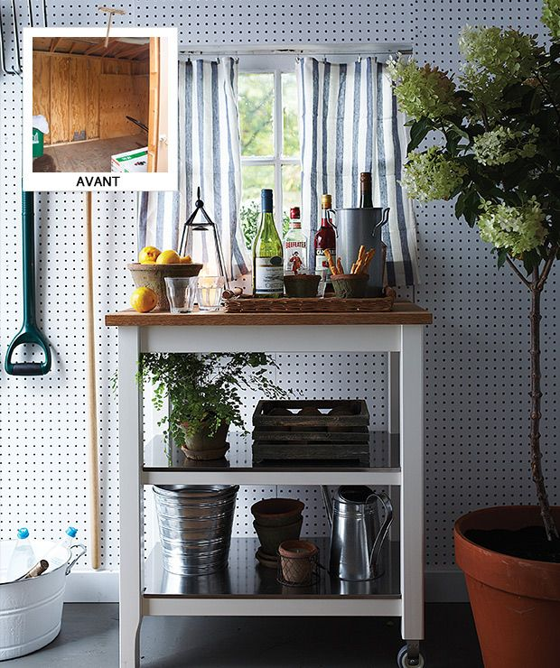 51 best shed images on pinterest garden houses garden sheds and organization ideas. Black Bedroom Furniture Sets. Home Design Ideas