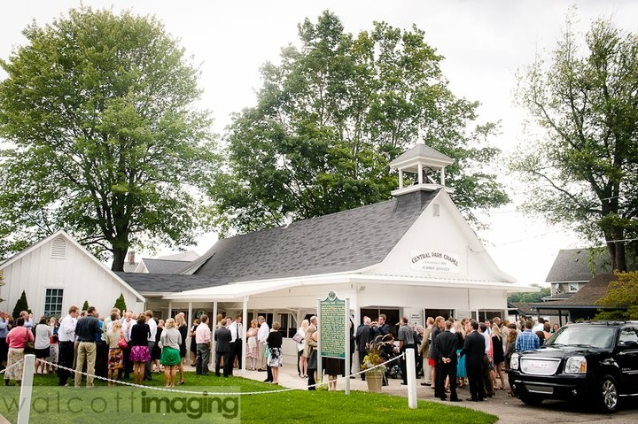 Central Park Chapel in Holland, MI | Michigan Wedding Venues in