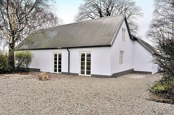 minimalist Swedish house