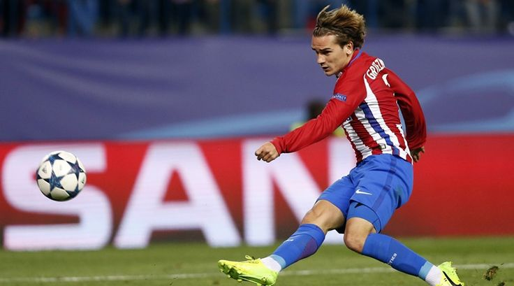 Real Madrid interested in Antonie Griezmann
