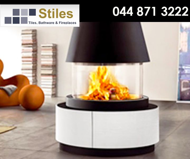 Every home deserves the luxury of a fireplace, have a look at this one and give us your opinion on it. Visit us in store and have a look at our range. #lifestyle #StilesGeorge #Piazzetta