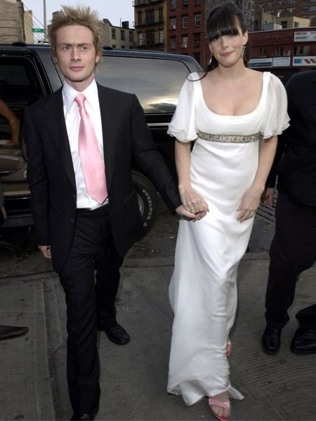 Royston Langdon and Liv Tyler married in 2003