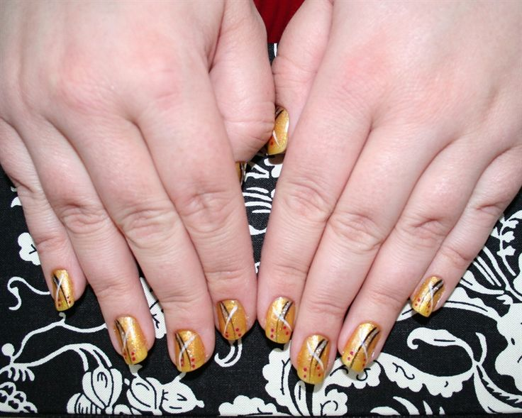 8 best new years nail art images on Pinterest | New year's ...