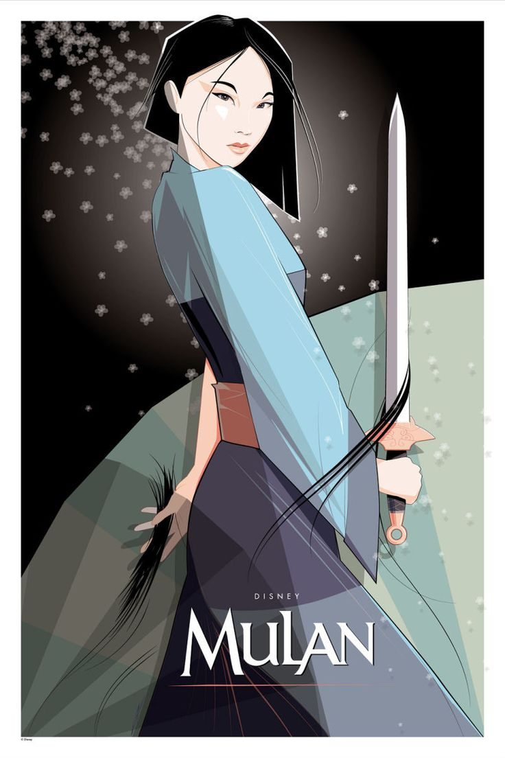Mulan, Disney's Often-Forgotten Princess, Gets an Absolutely Perfect Tribute