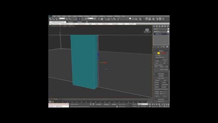 "How to Model In 3ds Max ""An Interior & Exterior Building"" Part 1"