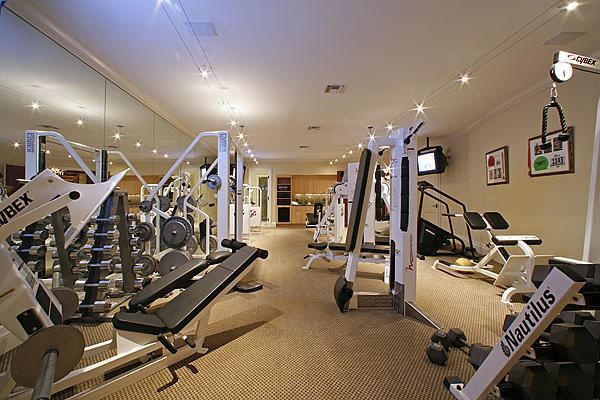 Best images about home gyms on pinterest real estates