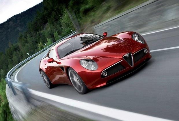 Alfa-Romeo-Spider-8C2.   OH YEAH!