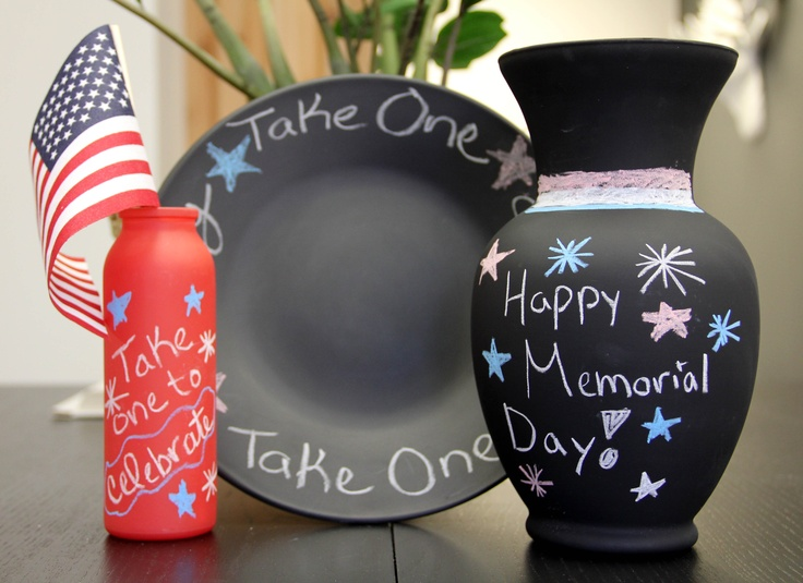 How Chalkboard China celebrates #Memorial Day