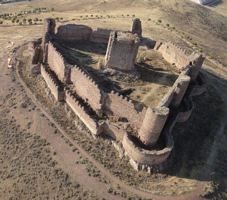 Castillo de #Almonacid #Toledo