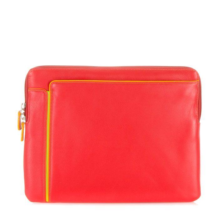 Leather Zip Around Wallet - Pink Bubbles by VIDA VIDA Xop1gMm