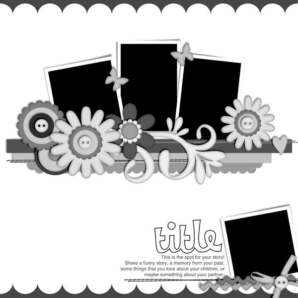 templates for scrapbooking to print - 17 best images about scrapbook sketches on pinterest
