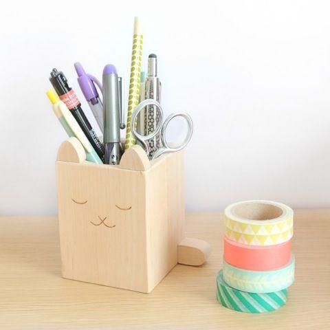 kubek na długopisy