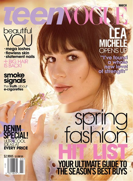 Cover Star Lea Michele Opens Up About Staying Strong and Happy