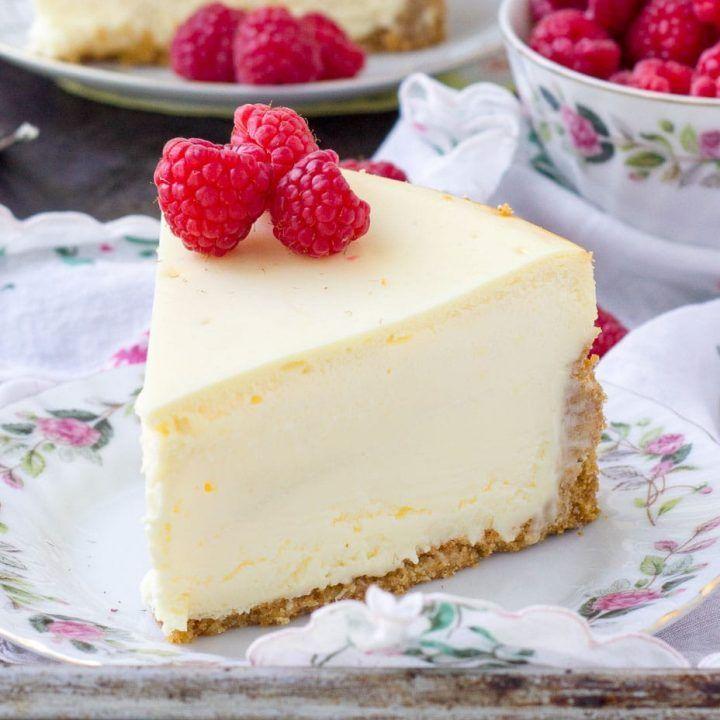 cheese cake recetas recette cheesecake recette originale. Black Bedroom Furniture Sets. Home Design Ideas