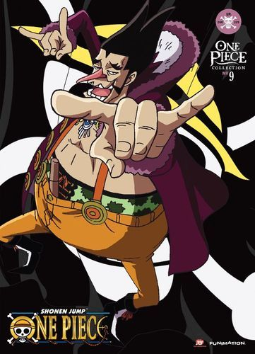 One Piece: Collection 9 [4 Discs] [DVD]