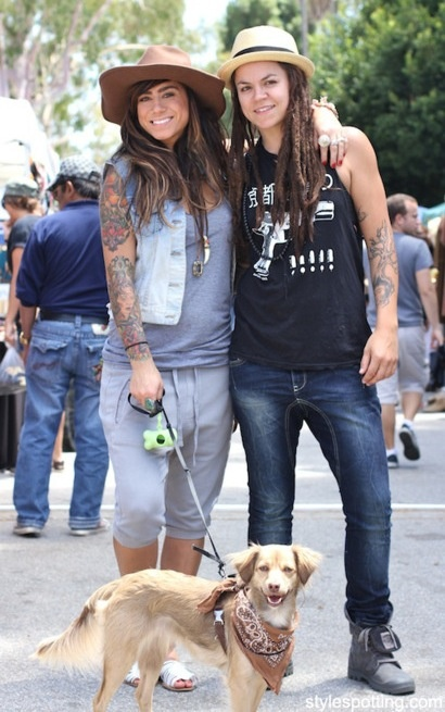 Whitney Mixter And Sara Bettencourt