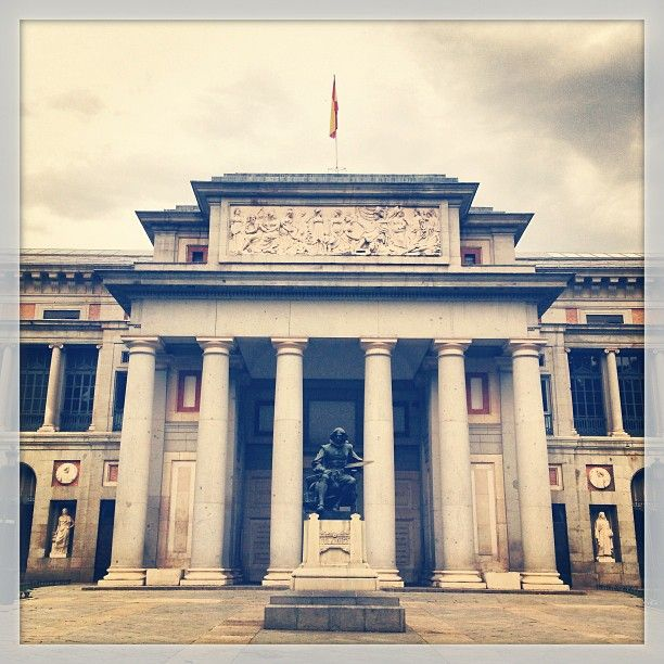 """Visit the Prado Museum's outstanding permanent collection; one of the largest in the world consisting of extensive examples of works by El Greco, Velazquez, Goya and Murillo.  Review 17 August 2014: """"Awesome place! A day might not be enough. A large museum, a little crowded. A day definitely won't be enough to see everything. You may want to plan ahead to see what you would like. Photography of any kind were NOT allowed in almost all rooms, and for this I take of one dot."""""""