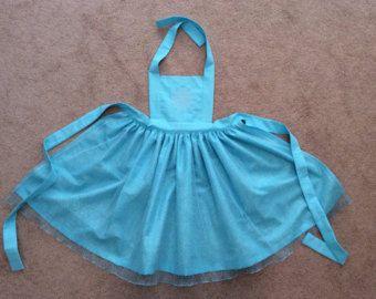 Disney Princess Inspired Belle Dress Up Apron